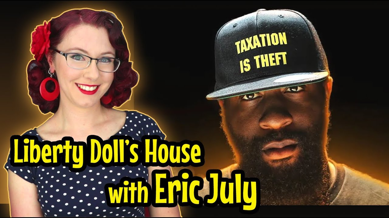 Liberty Doll's House with Eric July: Cancel Culture, Social Justice Virtue Signaling