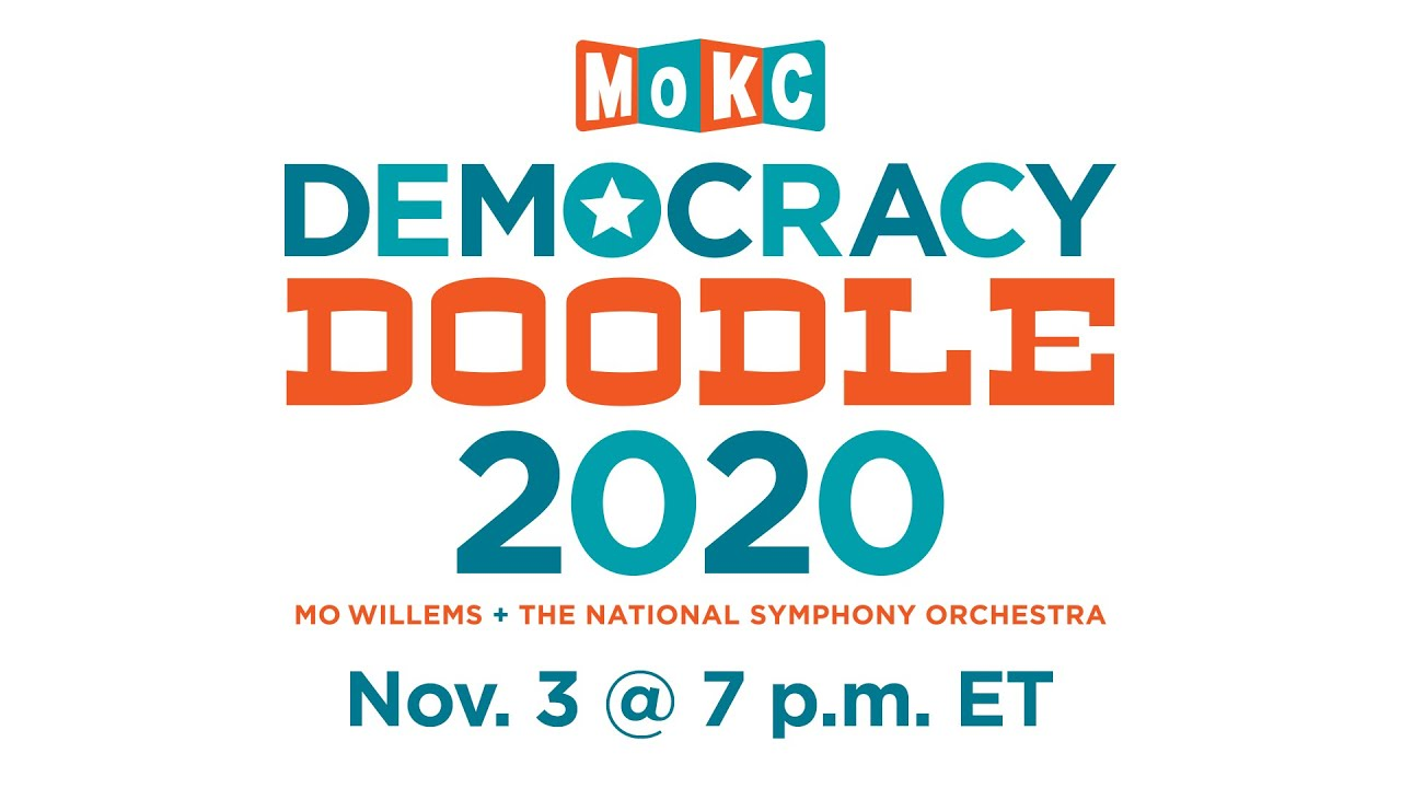 join for democracy doodles tonight!