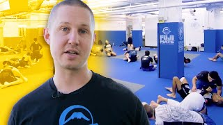 How BJJ Gyms get Designed and Build (with Fuji Mats)