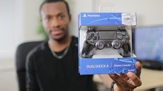 PS4 Dualshock 4 Controller Unboxing
