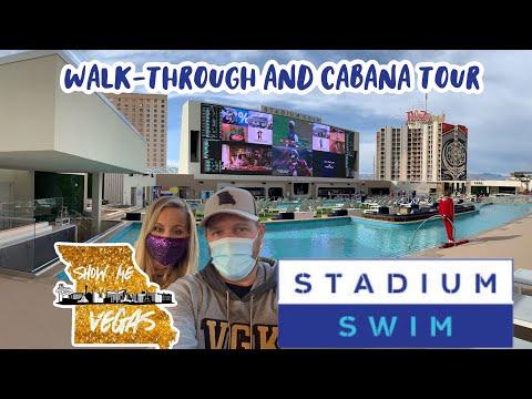Circa Las Vegas - Stadium Swim - Overview and Walkthrough
