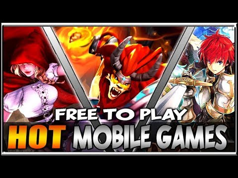 Top Trending Free to Play Mobile Games November 2018
