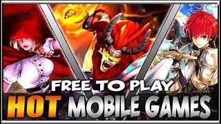 Video Top Trending Free to Play Mobile Games November 2018 download MP3, 3GP, MP4, WEBM, AVI, FLV November 2018