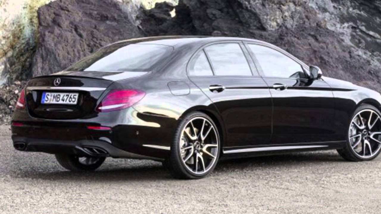 Mercedes Benz E43 Amg W213 Youtube
