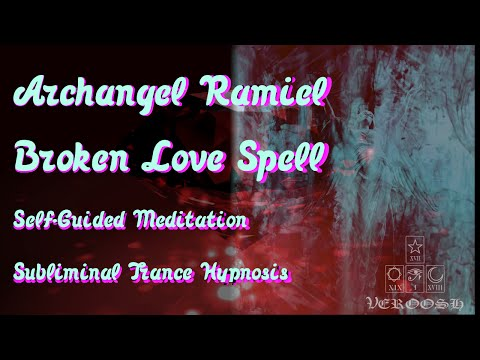 Archangel Ramiel Heal Broken Love Spell 😇 Meditation WHAT IS LUCID DREAMING Trance  😇  w/ Rich Ray