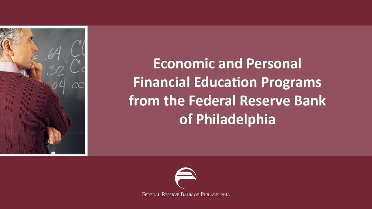 Teacher Training Programs - Philadelphia Fed