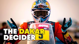Dakar 2021: Sunderland Brings the Bikes Battle Down to the Wire