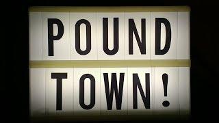 Inside the Poundland cinema sign.  Good hackability.