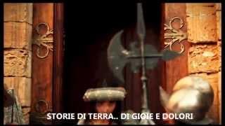 """Calandra & Calandra  Video Clip """"CANZUNI D'AMURI """" con  sottotitoli in  ITALIANO"""