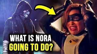 Is THIS Why Nora Needs to CHANGE TIME? - The Flash 5x14 Trailer Breakdown