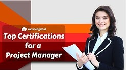 Top Project Management Certifications   2019