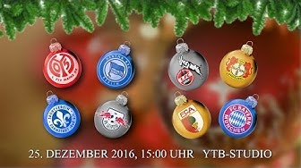 YT-BUNDESLIGA SPORTSCHAU I Sonntagsspiele I 3. Spieltag