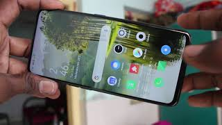 How to take background blurred picture in Oppo F11 Pro camera