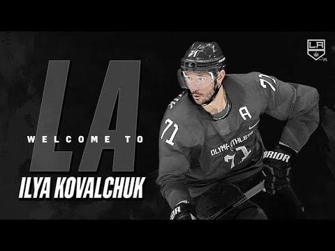 ILYA KOVALCHUK - Im Back