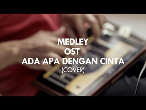 MEDLEY OST ADA APA DENGAN CINTA | JAKARTA PAD PROJECT COVER VERSION |