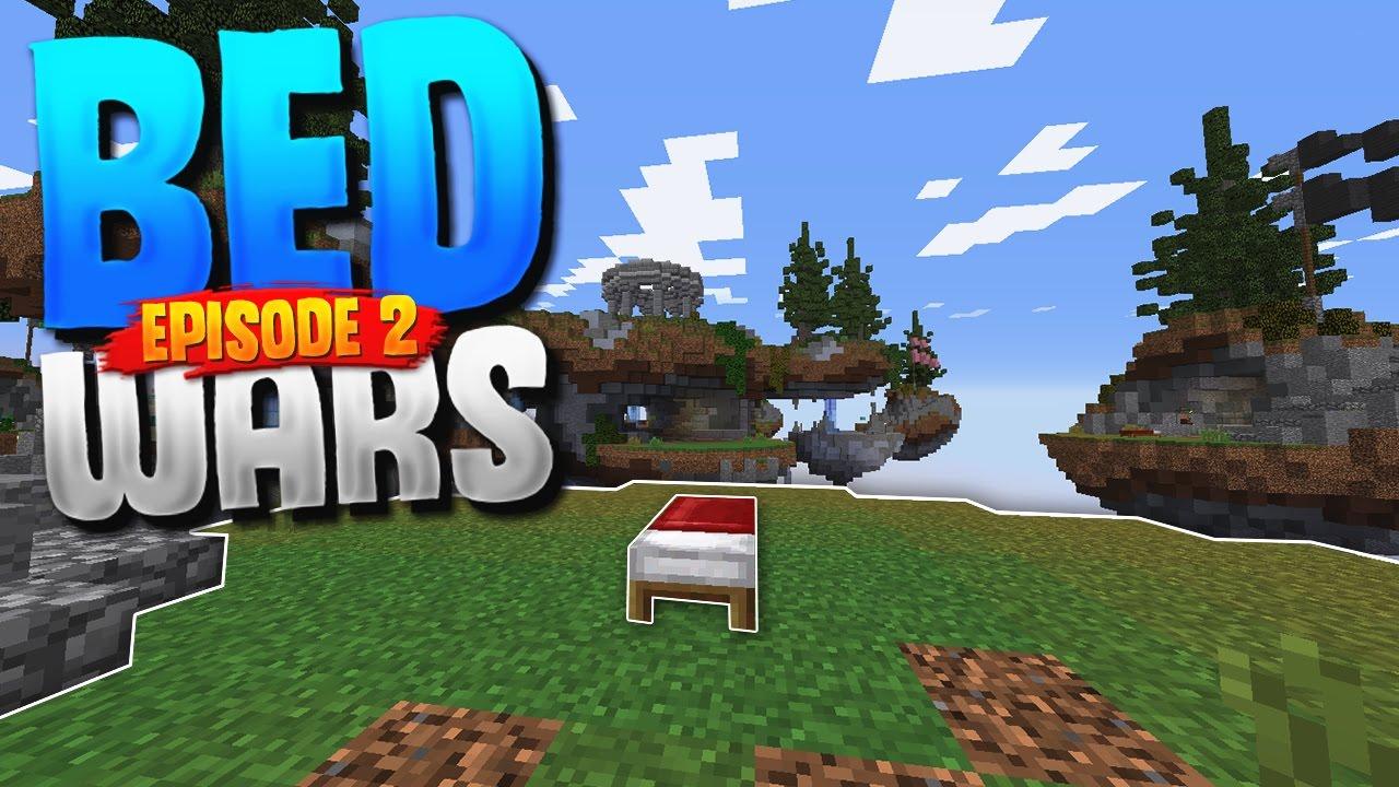 We Almost Won Minecraft Bedwars Ep 2 Youtube