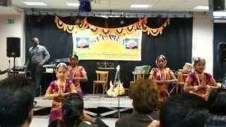 Association SITARA - Bharathanatiyam - Pournami song