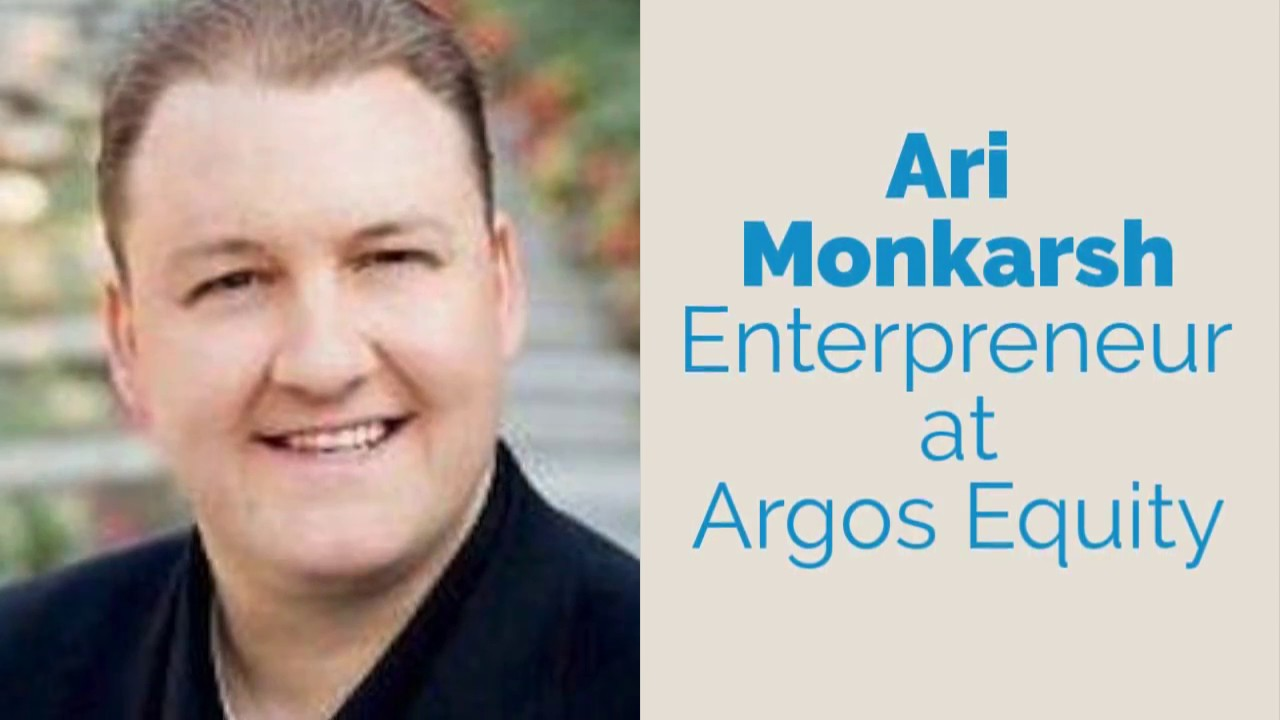 Meet Ari Monkarsh