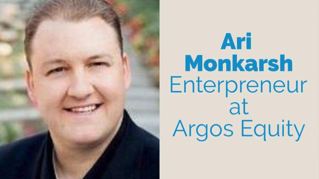 Meet Ari Monkarsh