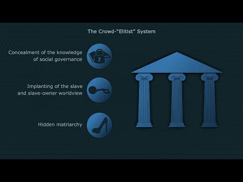 "The Crowd-""Elitist"" Society"