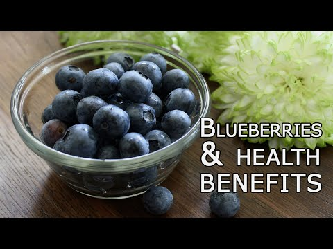 Blueberries – what health benefits do they offer?