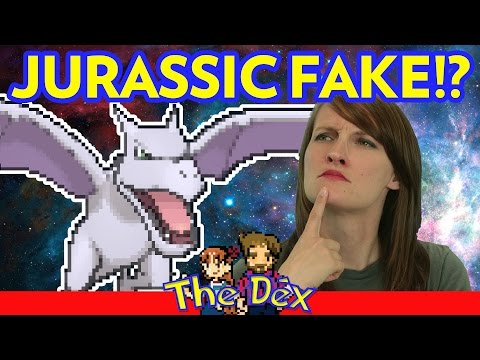 Aerodactyl is NOT a Dinosaur!? - The Dex! Episode 112!