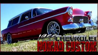 1955 Chevrolet Custom Nomad FOR SALE
