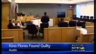 Flores guilty on 6 felony counts