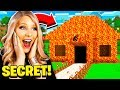I Found PrestonPlayz Secret Lava Minecraft House!