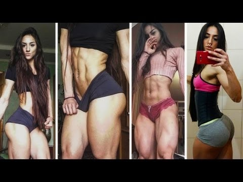 BAKHAR NABIEVA – Sexy Fitness Models: Exercises for Amazing Glutes & Quads @ Azerbaijan