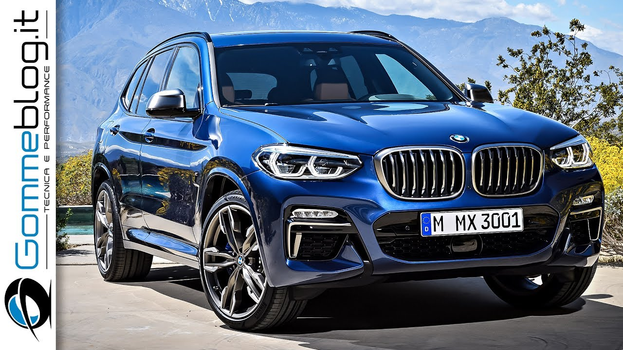 Bmw X3 M Sport >> 2017 Bmw X3 M Sport New X3 M40i Exterior And Interior Car Design