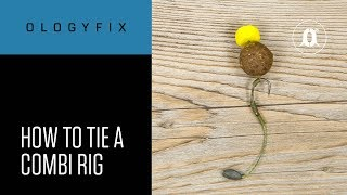 CARPologyTV - How to tie a Combi Rig