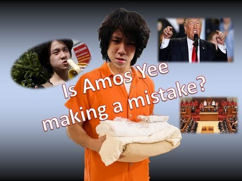 What is so big about Amos Yee? part 1 of 2