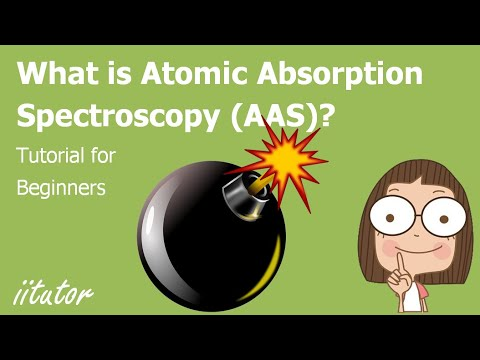 √ Atomic Absorption Spectroscopy  | Chemical Monitoring And Management | Chemistry-
