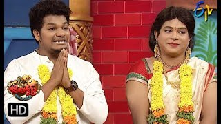 Avinash & Karthik Performance | Extra Jabardasth| 11th October 2019  | ETV Telugu
