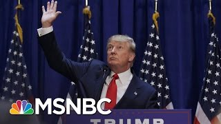 President Donald Trump's Reelection Campaign Already Spending Big | All In | MSNBC