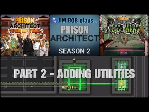 Prison Architect PS4 Edition: Season 2 - Part 2