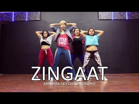 Zingaat | Sairat | Ajay-Atul | Dancepeople | Arunima Dey Choreography