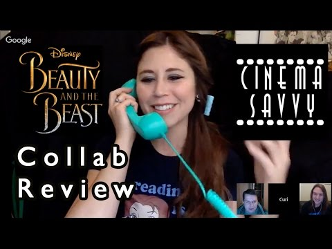 Beauty And The Beast Collab Review w/ Cinema Savvy - Preview