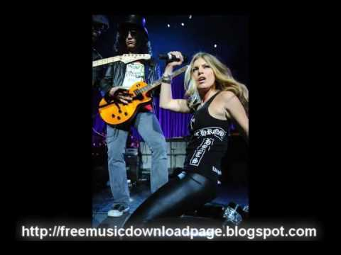 Slash feat Fergie & Cypress Hill Paradise City(New Song+HQ MP3)