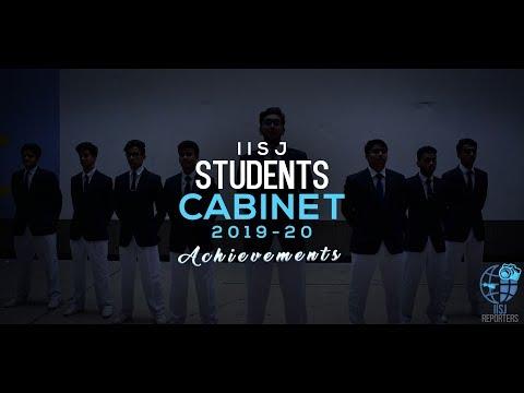 IISJ Cabinets' Achievement Video   2019-20