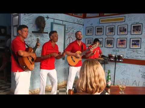 Cuban music on the streets of Havana & Trinidad