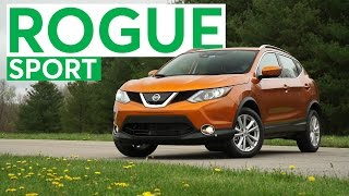 4K Review: 2017 Nissan Rogue Sport Quick Drive | Consumer Reports