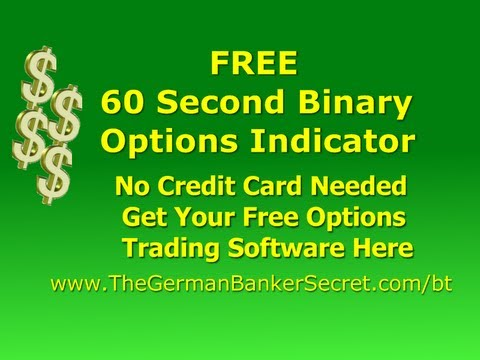 videos 60 second binary options indicators