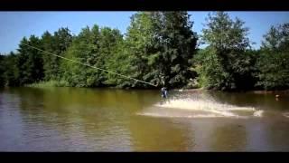 Wake For Rossau # Wasserski & Wakeboardanlage Rossau