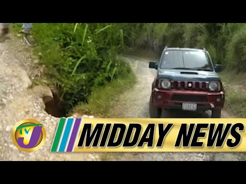 Decade old Cry as Rural St. Andrew Communities Residents Plea for Roads | TVJ News - June 15 2021