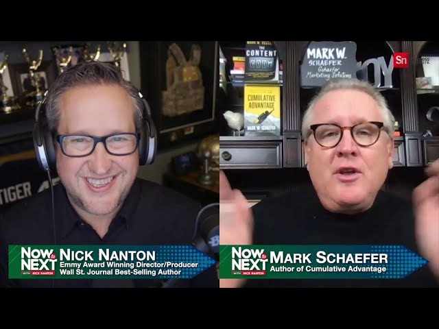 Now to Next with Nick Nanton Feat. Mark Schaefer