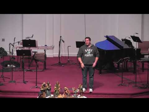 "Pastor Matt Hale 12-31-17 ""Celebrate Together"""
