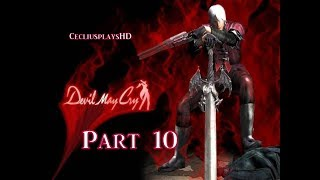 Devil May Cry 1 PS4 Remastered Gameplay Walkthrough Playthrough (Full Game) part 10