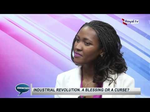 @Debate411 Discusses 4th Industrial Revolution